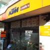 南堀江にあった『KTMcafe』が10月31日に閉店の予定。
