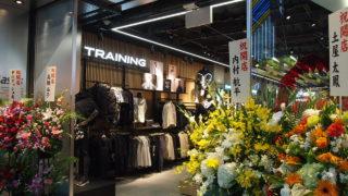 心斎橋筋商店街に『アシックス』がNEW・OPENしている。