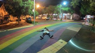 """#AUS旅日記16 おしゃれな街""""lismore""""と初めてのレストエリア車中泊"""