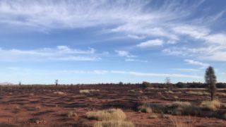 AUS旅日記#26 砂漠の真ん中で車壊れるなんてほんとにあるんや